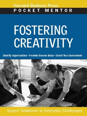 cover image of Fostering Creativity