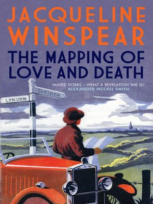 cover image of The Mapping of Love and Death