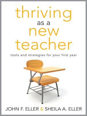 cover image of Thriving as a New Teacher