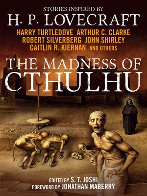 cover image of The Madness of Cthulhu Anthology