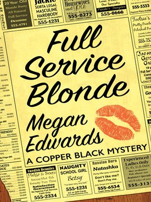 cover image of Full Service Blonde