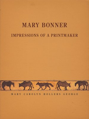 cover image of Mary Bonner