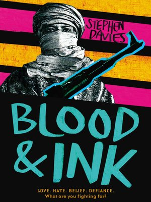 cover image of Blood & Ink