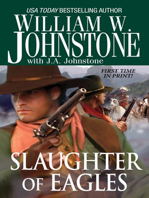 cover image of Slaughter of Eagles