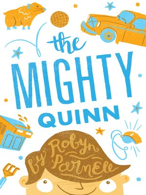cover image of The Mighty Quinn