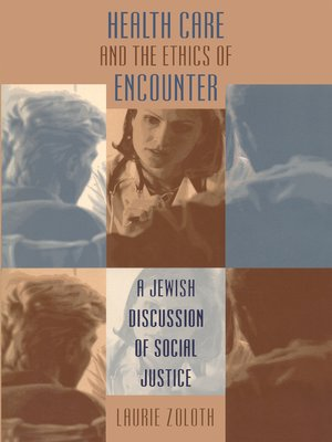 cover image of Health Care and the Ethics of Encounter