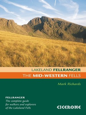 cover image of The Mid-Western Fells