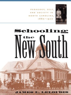 cover image of Schooling the New South