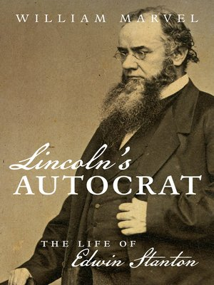 cover image of Lincoln's Autocrat
