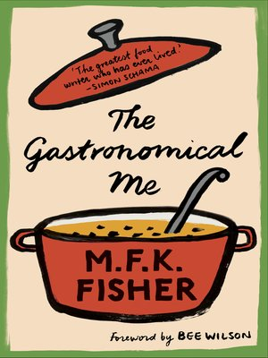 cover image of The Gastronomical Me