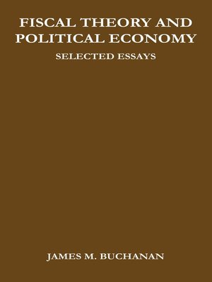 cover image of Fiscal Theory and Political Economy