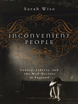 cover image of Inconvenient People