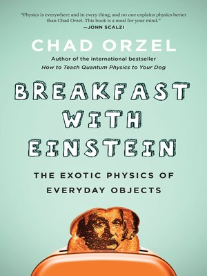 cover image of Breakfast with Einstein
