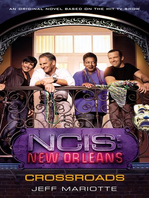 cover image of NCIS New Orleans