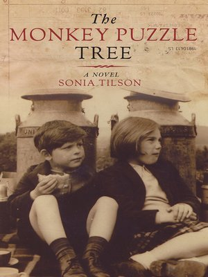 cover image of The Monkey Puzzle Tree