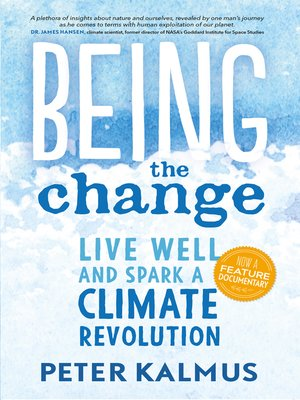 cover image of Being the Change