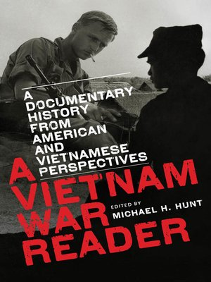 cover image of A Vietnam War Reader
