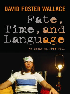 cover image of Fate, Time, and Language