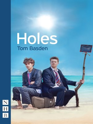 cover image of Holes