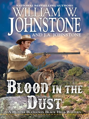 cover image of Blood in the Dust