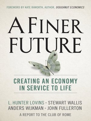 cover image of A Finer Future