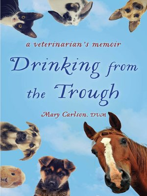 cover image of Drinking from the Trough