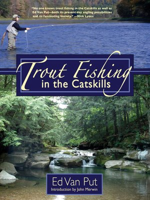 cover image of Trout Fishing in the Catskills