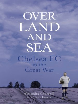 cover image of Over Land and Sea