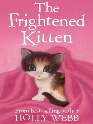 cover image of The Frightened Kitten