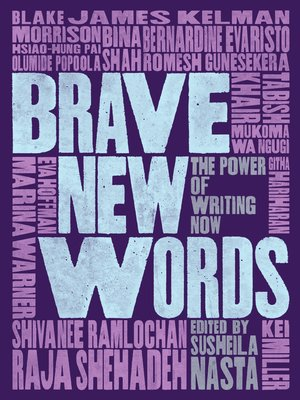 cover image of Brave New Words