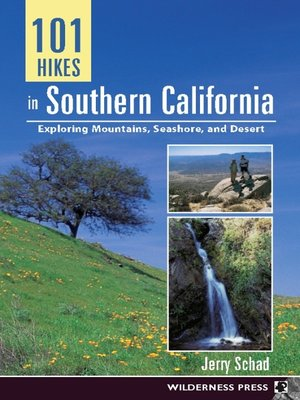cover image of 101 Hikes in Southern California