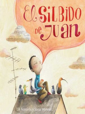 cover image of El silbido de Juan (John's Whistle)
