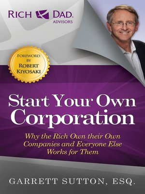 cover image of Start Your Own Corporation