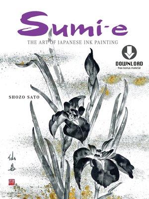 cover image of Sumi-e