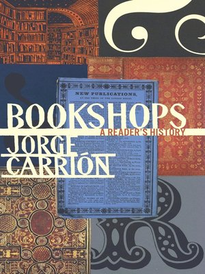 cover image of Bookshops