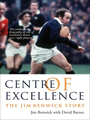 cover image of Centre of Excellence