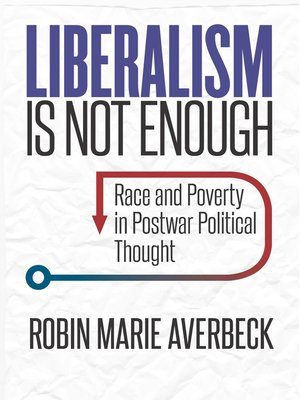 cover image of Liberalism Is Not Enough