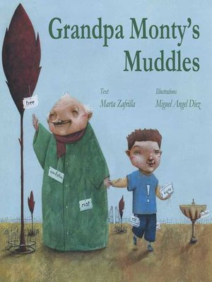 cover image of Grandpa Monty's Muddles