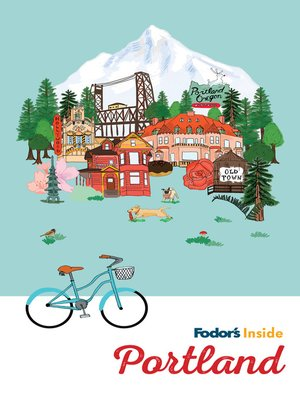 cover image of Fodor's Inside Portland