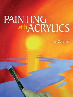 cover image of Painting with Acryli
