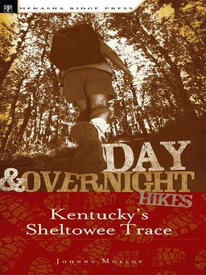 cover image of Kentucky's Sheltowee Trace