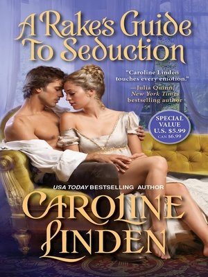 cover image of A Rake's Guide to Seduction