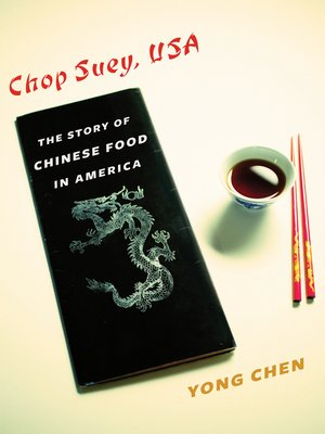 cover image of Chop Suey, USA