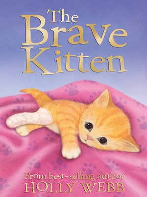 cover image of The Brave Kitten