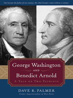 cover image of George Washington and Benedict Arnold
