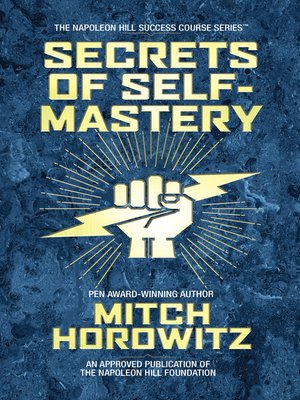 cover image of Secrets of Self-Mastery