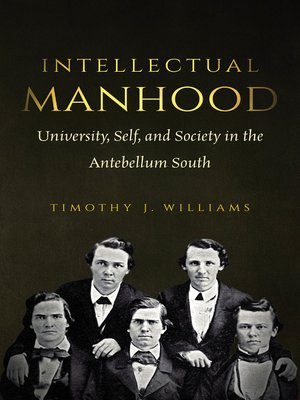 cover image of Intellectual Manhood
