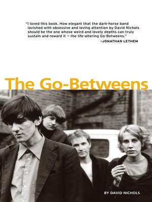 cover image of The Go-Betweens