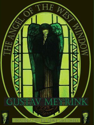 cover image of The Angel of the West Window