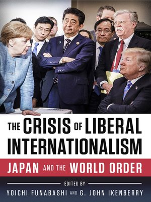 cover image of The Crisis of Liberal Internationalism
